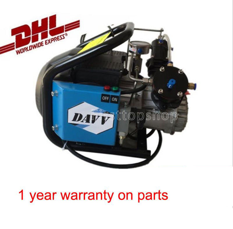 110v Electric Air Compressor Paintball Fill Air System For