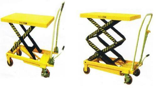 Table Truck Cart 150kgs Trolley Jack Pallet Hydraulic Lift