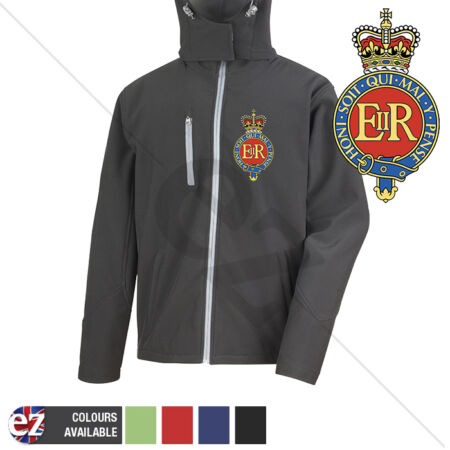 img-HCR - Hooded Softshell Jacket - Personalisation