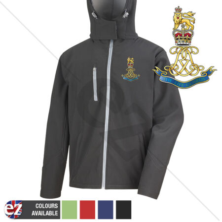 img-Life Guards Cypher - Hooded Softshell Jacket - Personalisation