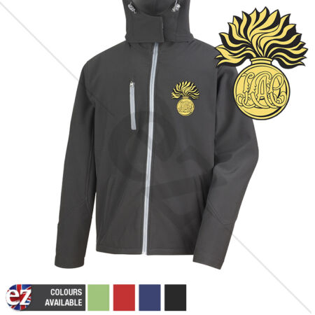 img-HAC - Hooded Softshell Jacket - Personalisation
