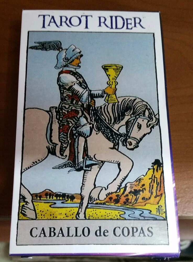 The Rider Tarot Deck 78 Cards Full Color Brand New