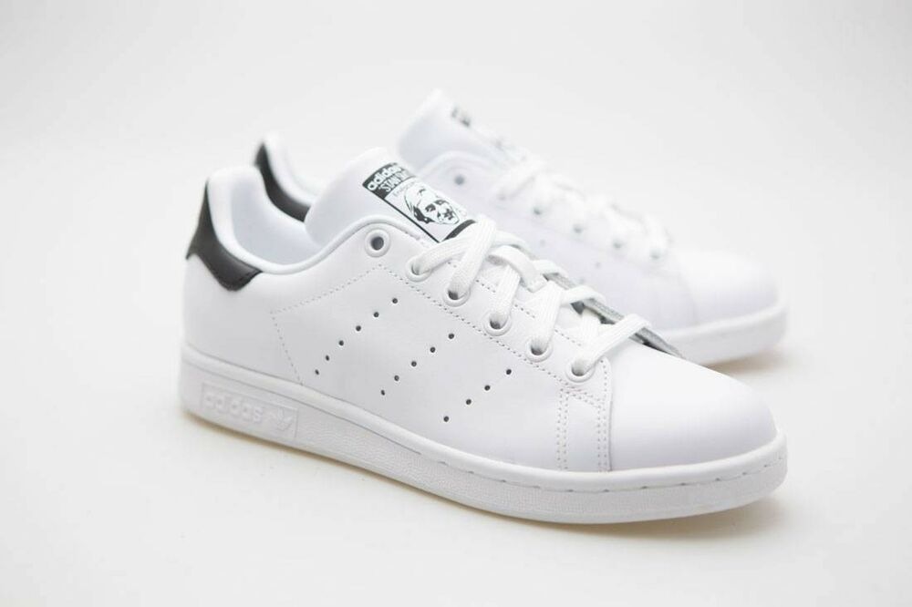 Stan Smith Adidas Women Black And White