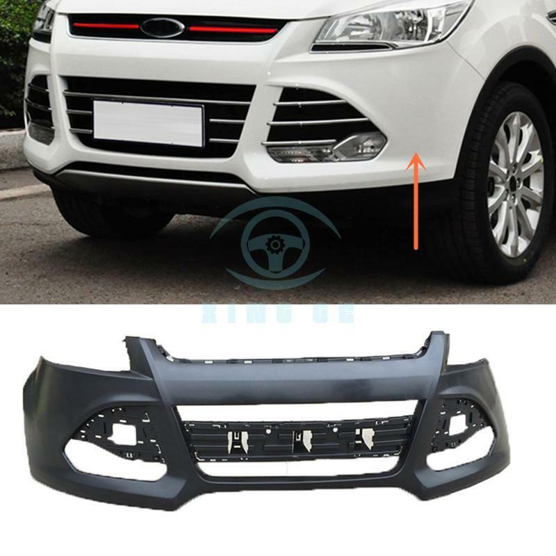2013 Ford Escape Hybrid: Front Bumper Assembly Replace No Paint For Ford Escape