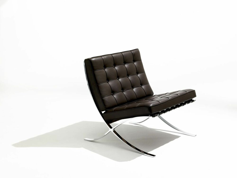 knoll international barcelona sessel ludwig mies van der. Black Bedroom Furniture Sets. Home Design Ideas