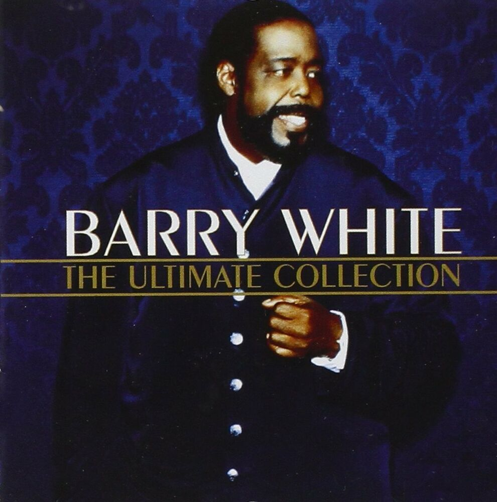 John Denver The Ultimate Collection: BARRY WHITE THE ULTIMATE COLLECTION CD NEW