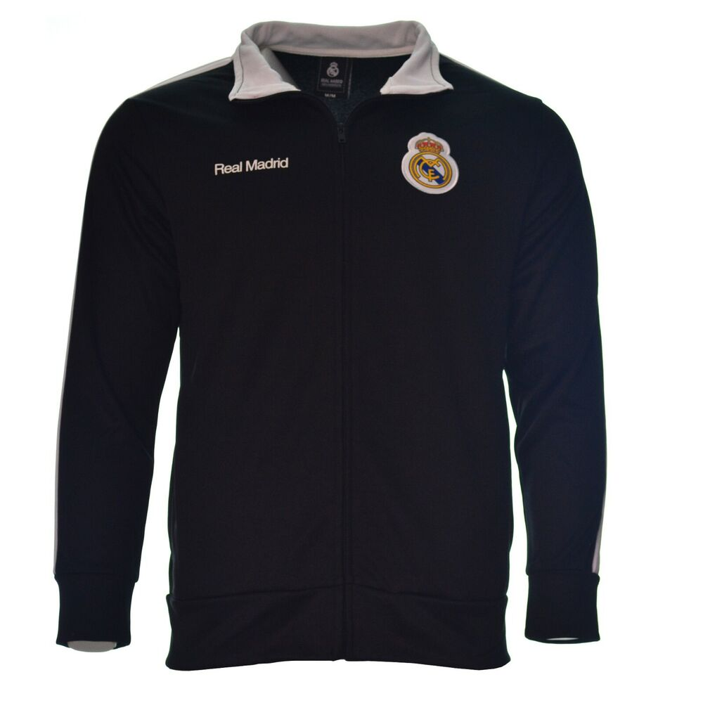 Real Madrid Track Jacket
