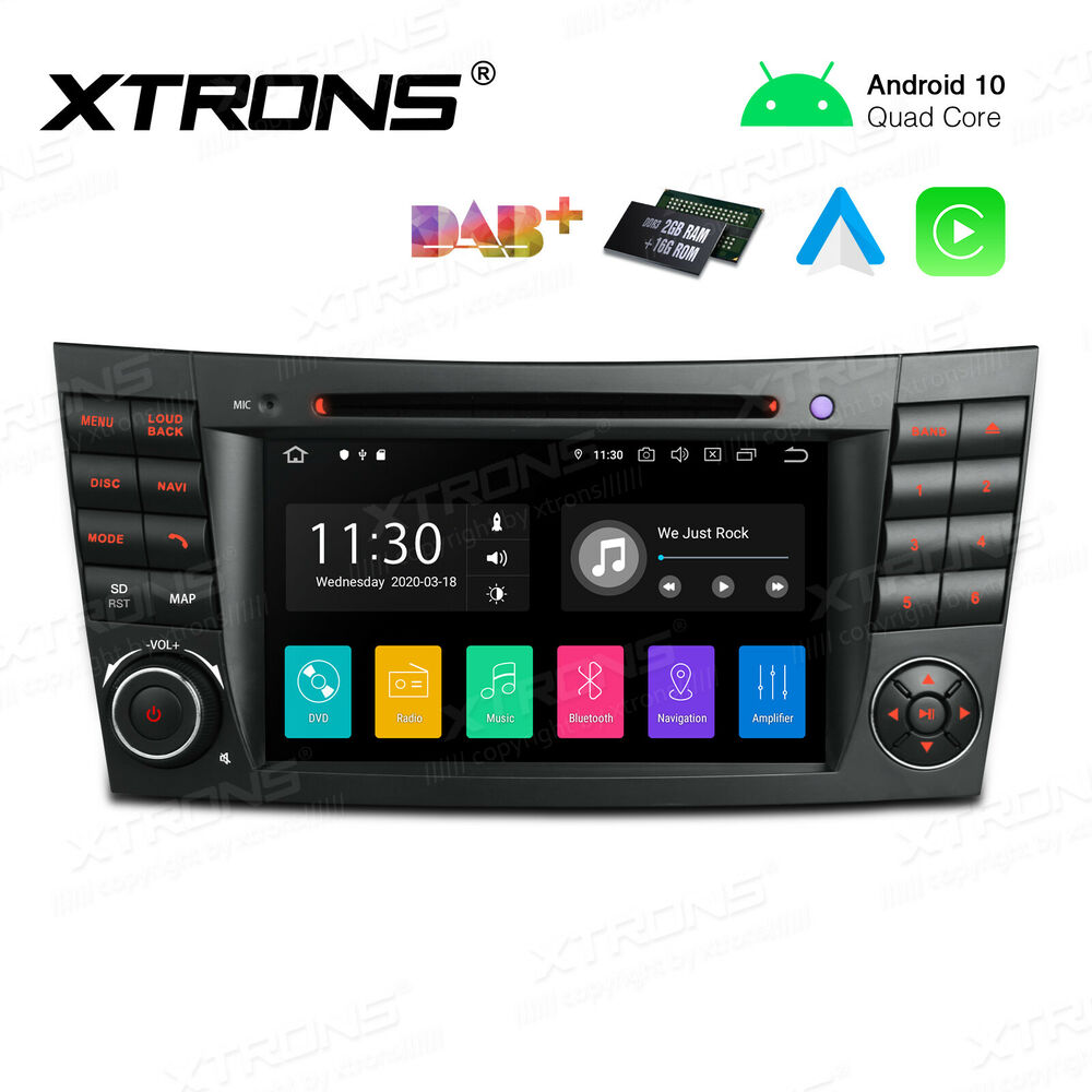 android 7 1 dvd gps car radio stereo dual canbus for. Black Bedroom Furniture Sets. Home Design Ideas