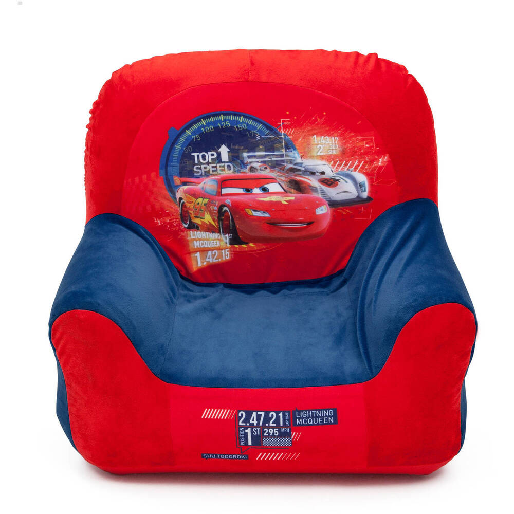 Disney Chair Mcqueen Cars Delta Children Club Kid