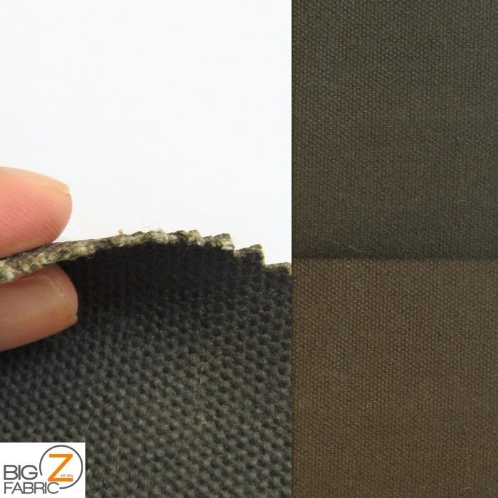 heavy duty waxed cotton canvas fabric by the yard outdoor clothing accessories ebay. Black Bedroom Furniture Sets. Home Design Ideas