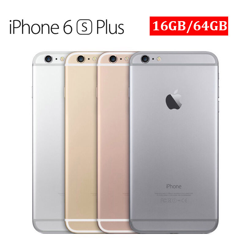 iphone 6 plus 16gb apple iphone 6s plus 16gb 64gb unlocked sim free 2490