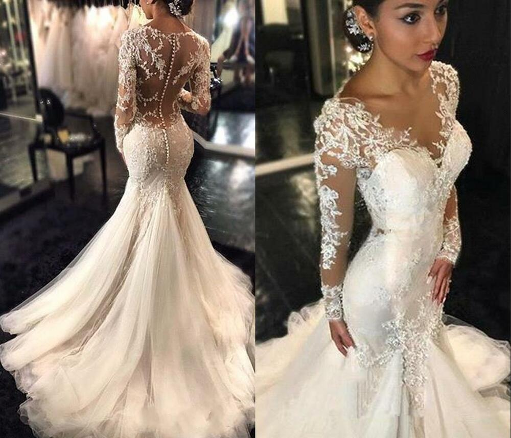 Wedding Dresses With Trains 006 - Wedding Dresses With Trains