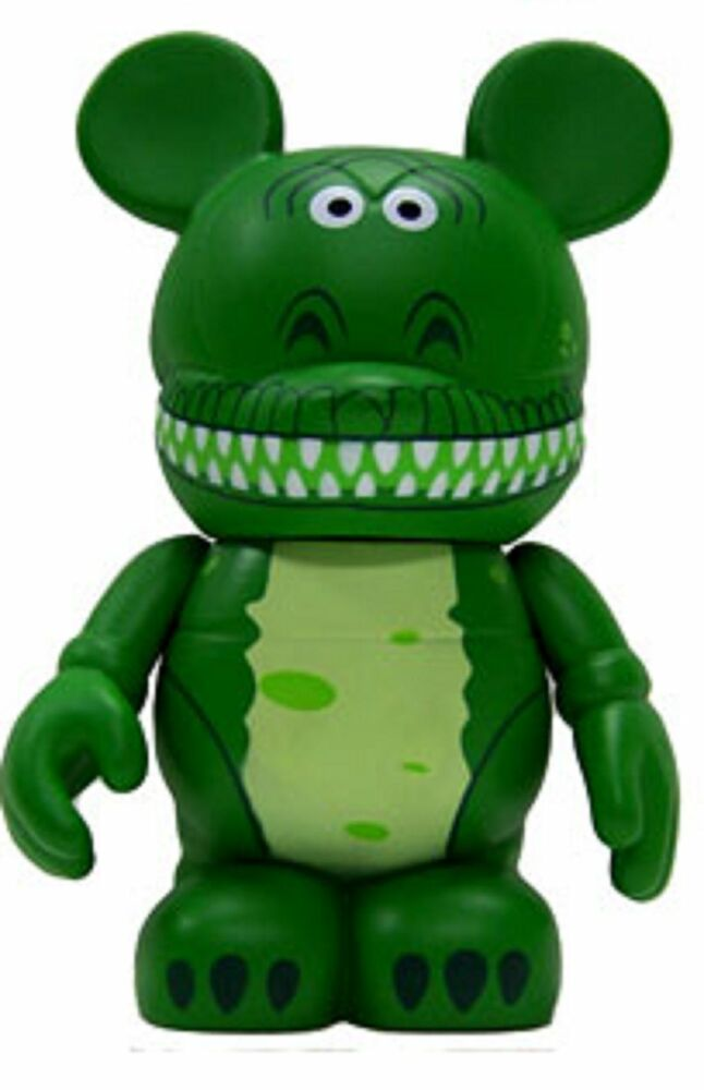 Disney Toy Story Series 1 Vinylmation Rex Ebay