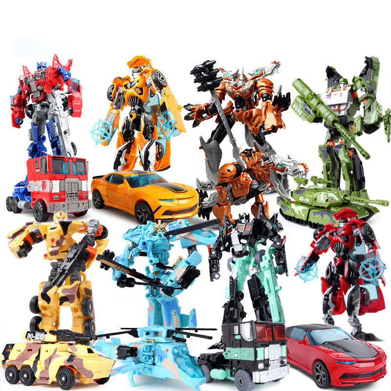 Transformers Optimus Prime Bumble Bee Classic Kids Action
