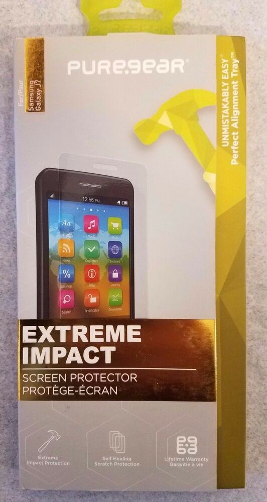 NEW PureGear Roll-on Screen Protector Kit for SAMSUNG ...