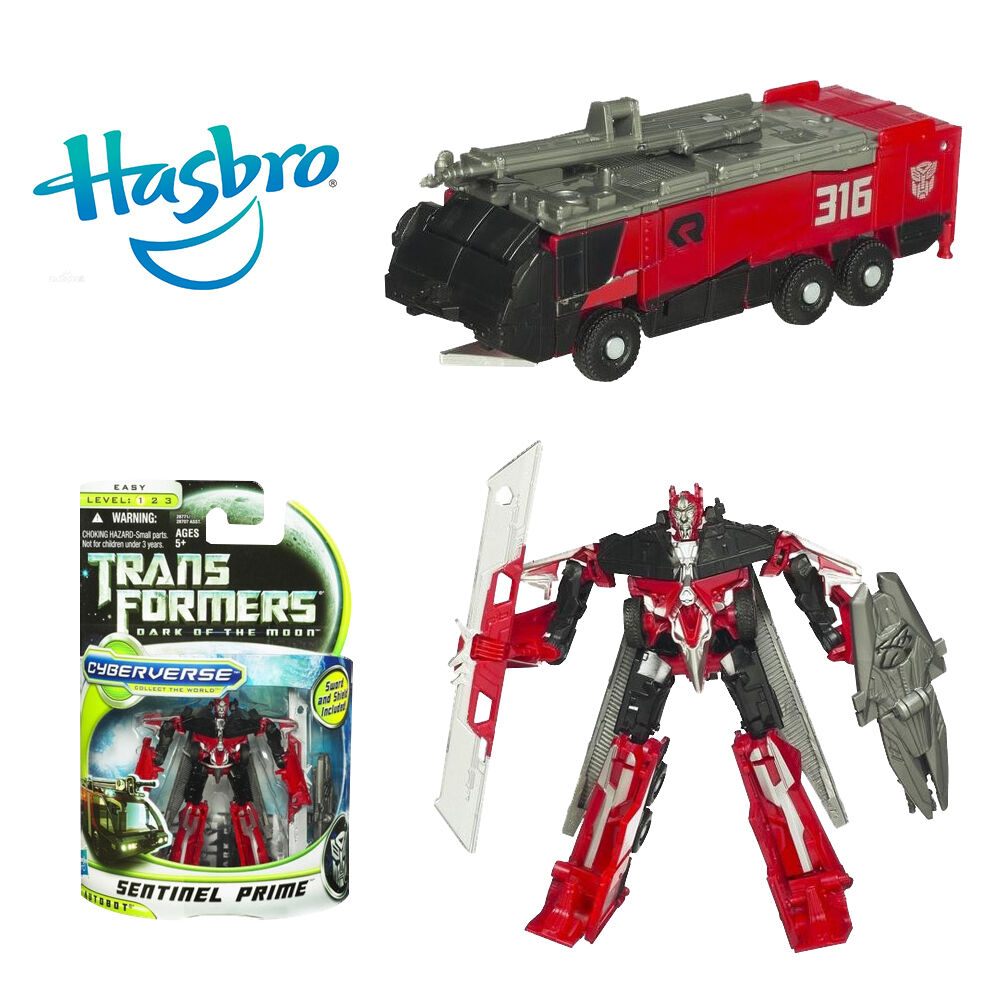 Best Transformers Toys And Action Figures : Hasbro transformers dark of the moon autobots sentinel