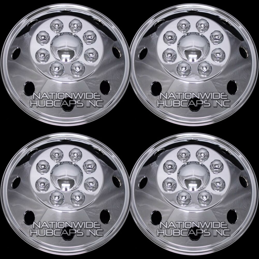 "Ford Transit 150 Cargo Van >> Ford TRANSIT Connect 150 250 350 Cargo Van 16"" Chrome Wheel Covers Rim Hub Caps 