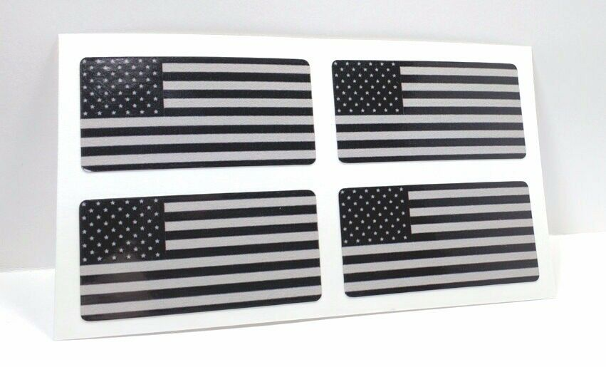 BLACK OPS US FLAG DECALS  VINYL STICKERS  PACK  X  Inches - Custom vinyl stickers 1 x 2