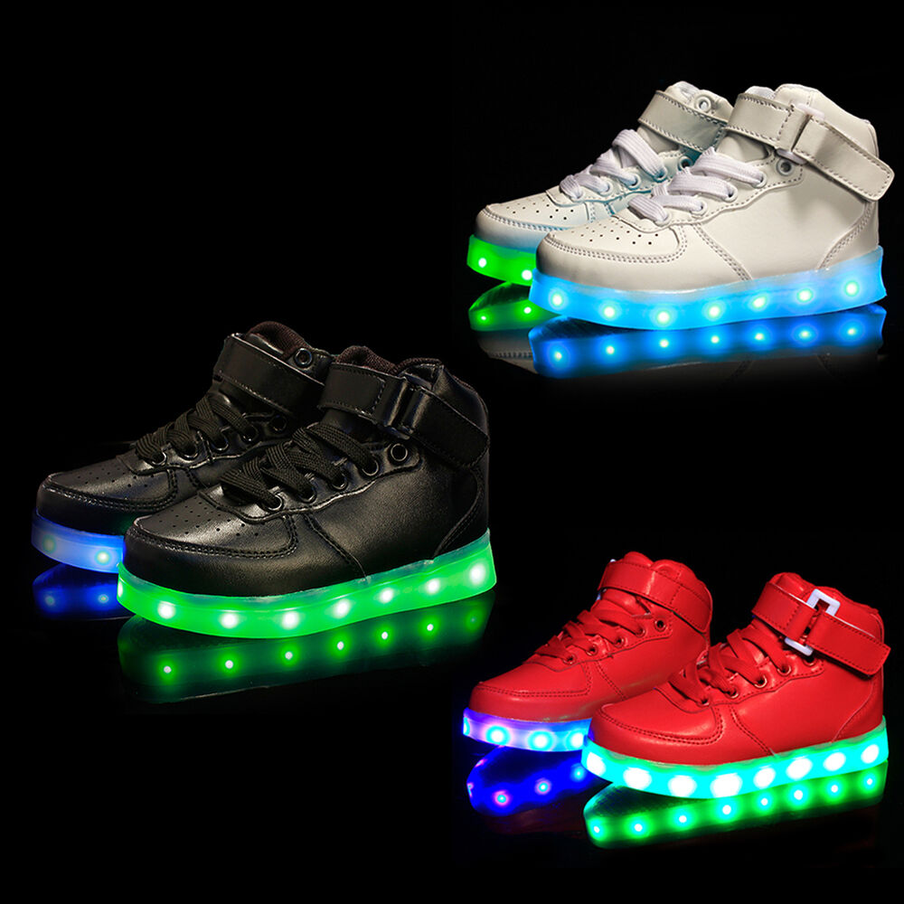 Led Running Shoes For Kids