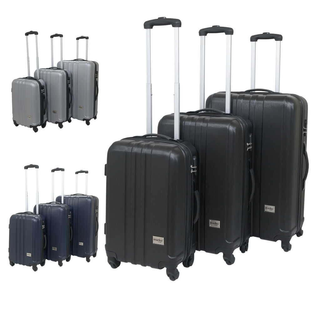 hard shell suitcase trolley luggage travel cabin bag small. Black Bedroom Furniture Sets. Home Design Ideas