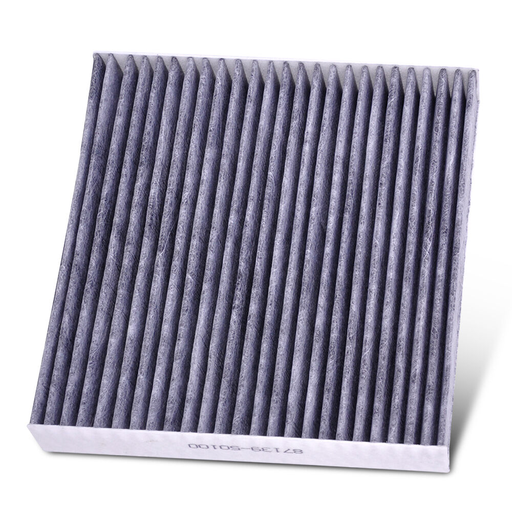 carbon fiber cabin air filter fits toyota camry corolla