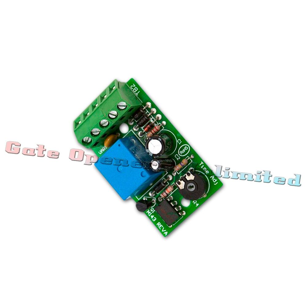Mighty Mule Lockpcb Gate Lock Control Board Fm143 Bulldog