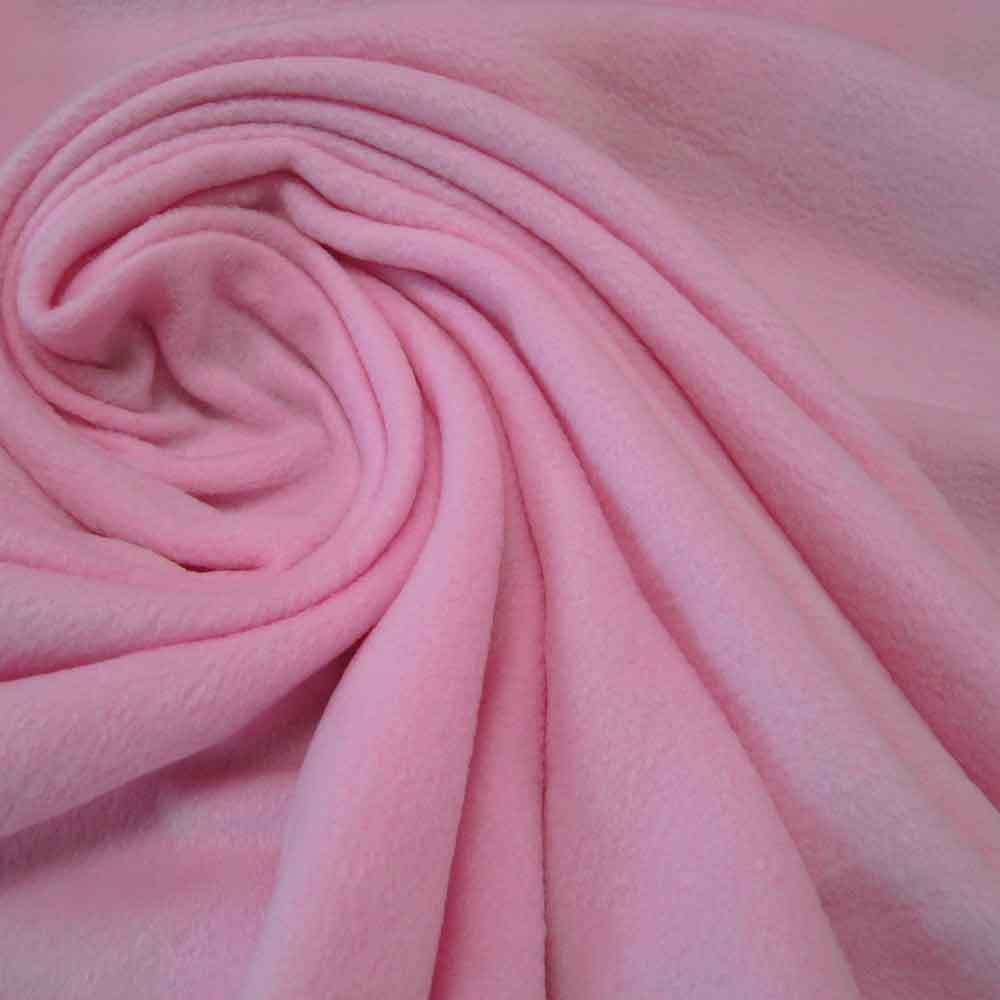 stoff meterware polar fleece antipilling weich knitterfrei rosa polarfleece warm ebay. Black Bedroom Furniture Sets. Home Design Ideas