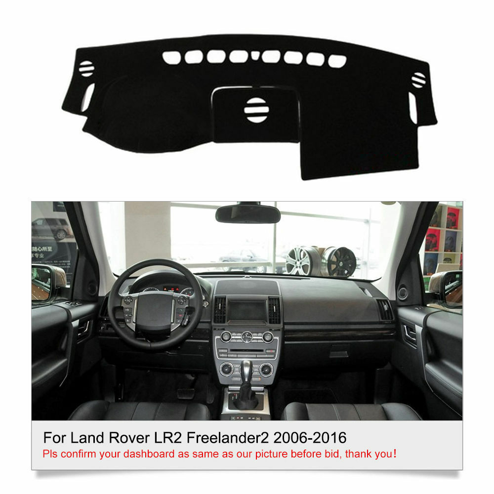 First Review 2013 Land Rover Lr2: Dashboard Mat Dashmat For Land Rover LR2 Freelander 2 2006