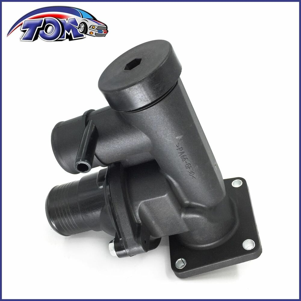 New Thermostat Housing For Lincoln Ls Ford Thunderbird Jaguar S