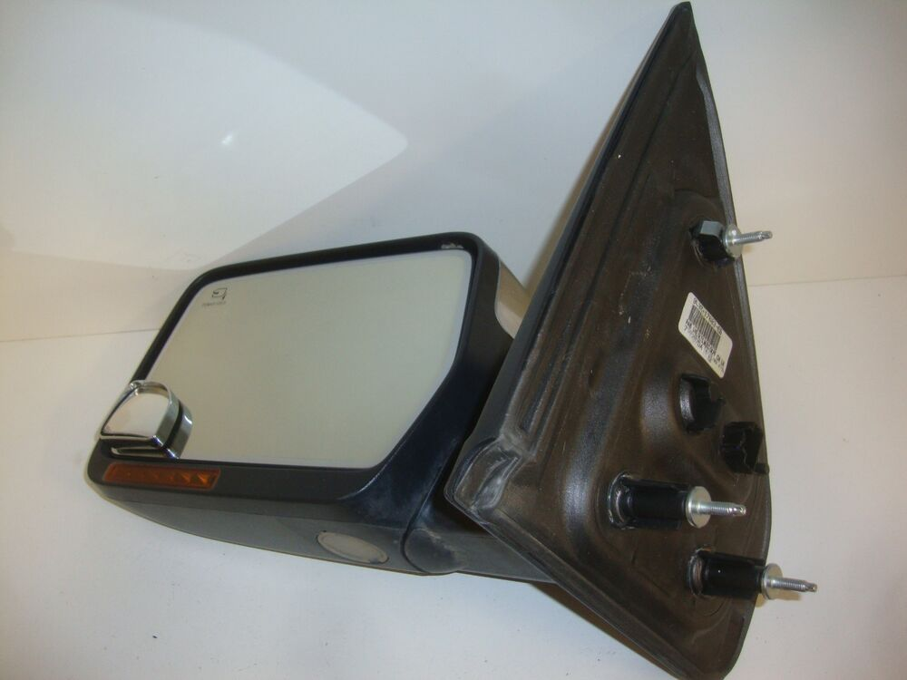 09 14 Ford F150 Truck Left Side Turn Signal Door Mirror