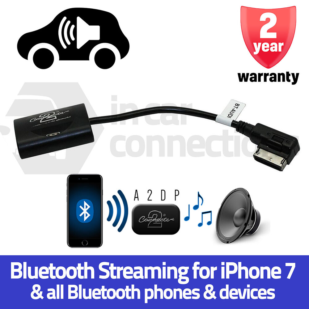 CTAAD1A2DP Audi Q5 Q7 R8 TT A2DP Bluetooth Streaming