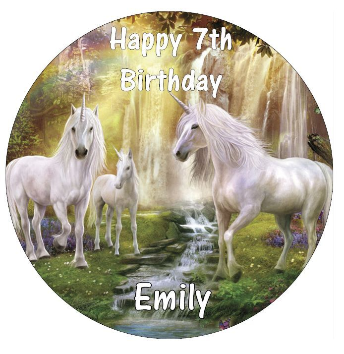 Edible Horse Cake Toppers Uk