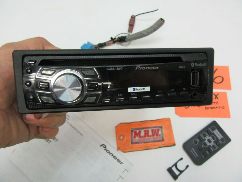 Wiring Diagram For Pioneer Cd Player from i.ebayimg.com