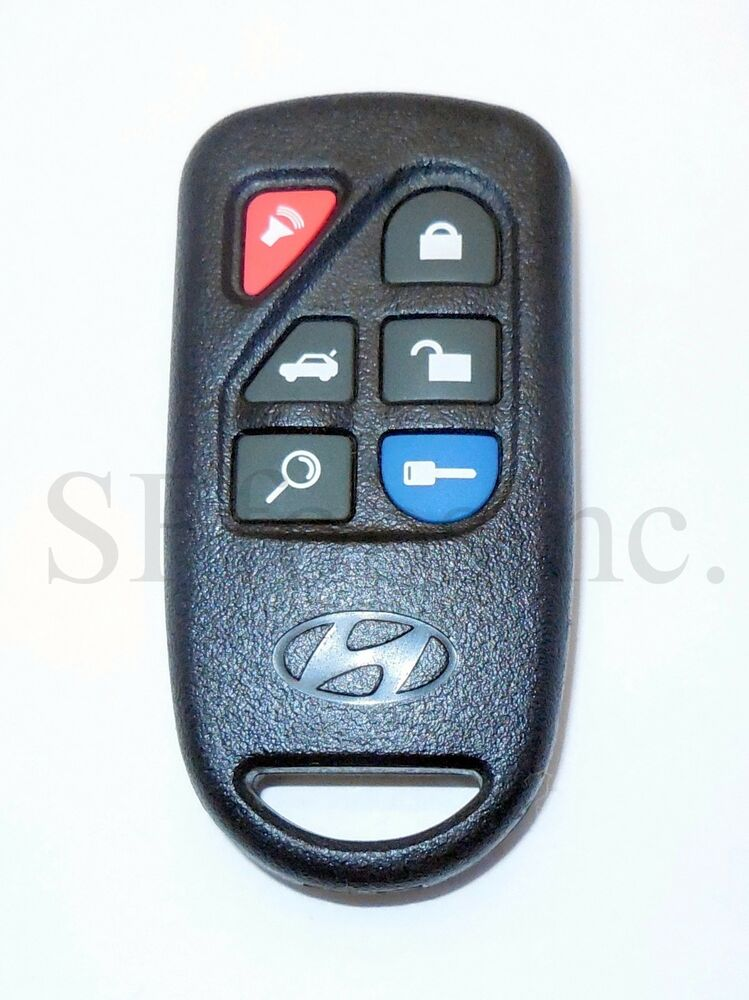 new oem dealer installed hyundai keyless remote start fob. Black Bedroom Furniture Sets. Home Design Ideas