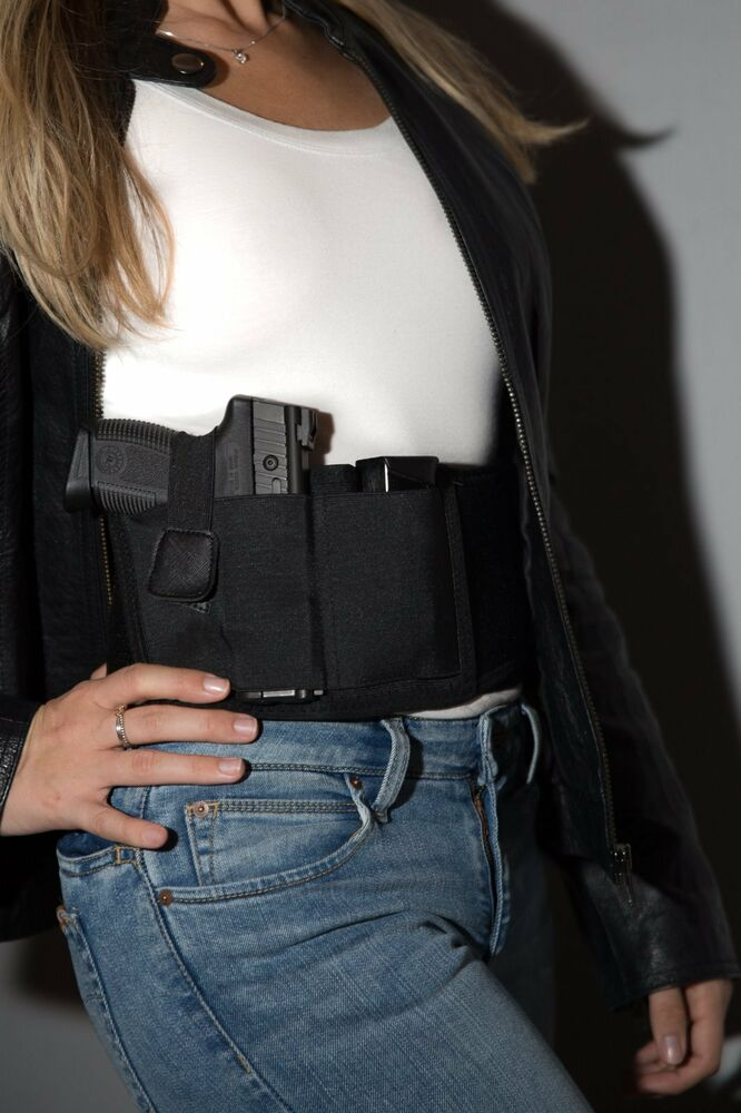 Concealed Carry Gun Holster Ultimate Comfort Bellyband for ...