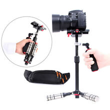 Professional Handheld Steady Stabilizer For Video Camcorder DSLR Camera Portable