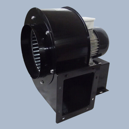 Centrifugal Duct Fan : Centrifugal industrial duct extractor fan blower