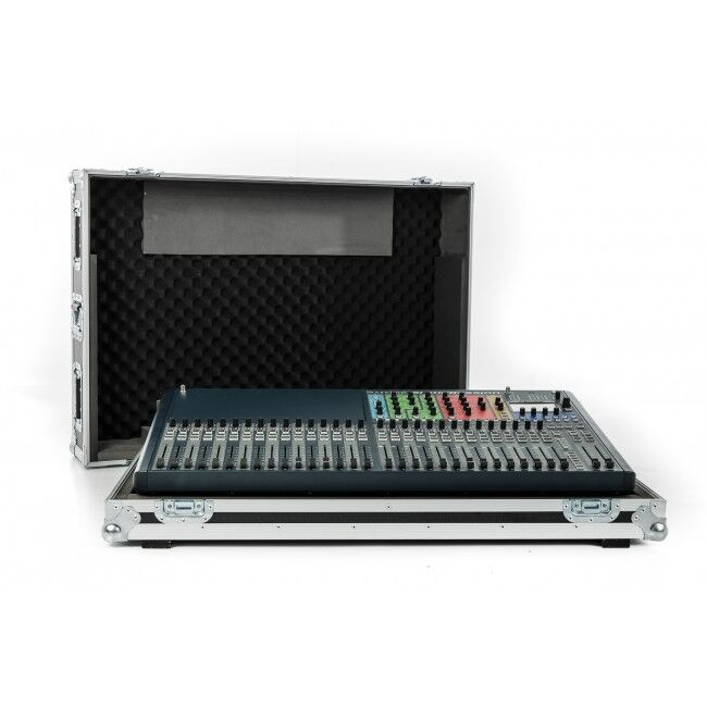 flight case for a soundcraft si expression 3 digital mixer ebay. Black Bedroom Furniture Sets. Home Design Ideas