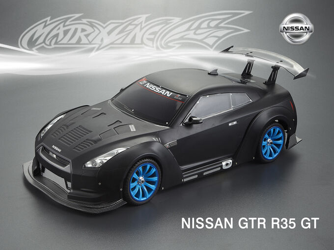 Liberty Walk Style Body Kit For R35 Gtr Amp Others Rc Drift