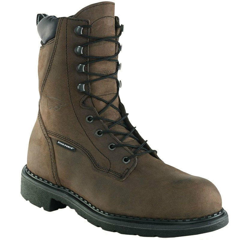 Red Wing 3511 Waterproof Safety Toe Boots 129 99 Ebay