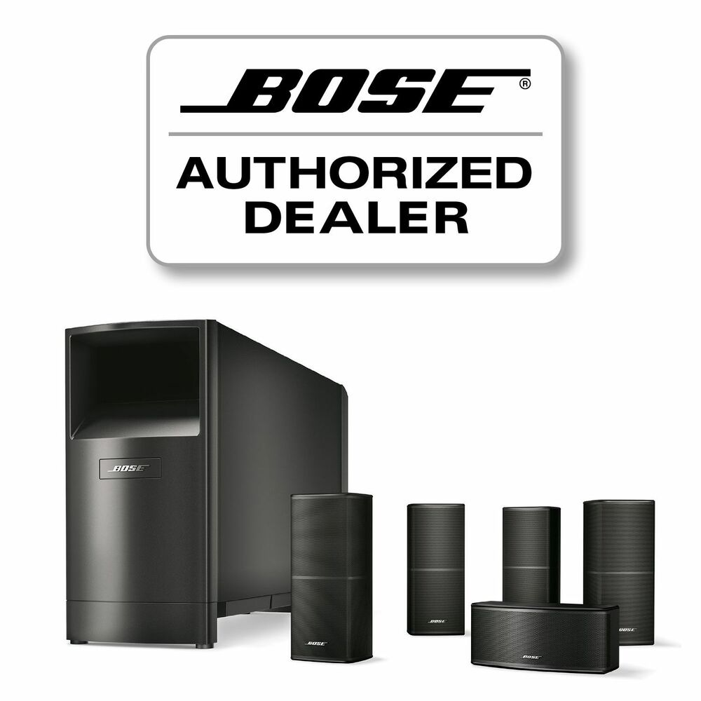 bose acoustimass 10 series v 5 1 surround sound speaker. Black Bedroom Furniture Sets. Home Design Ideas