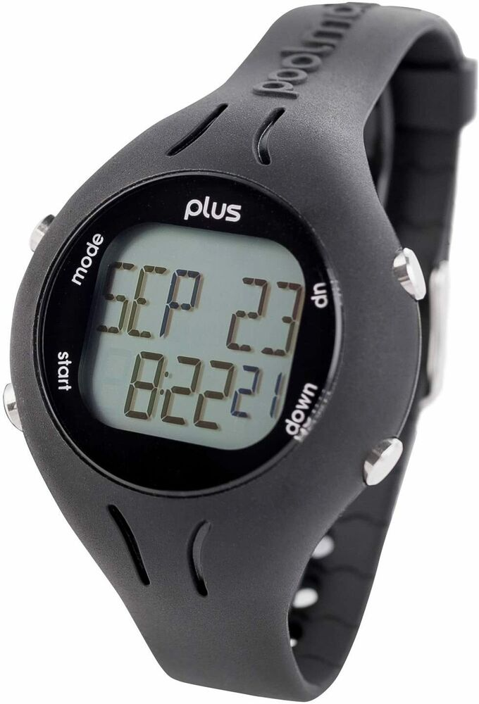 swimovate pool mate poolmate plus sport swimming wrist watch swimmer open water 702949876080 ebay