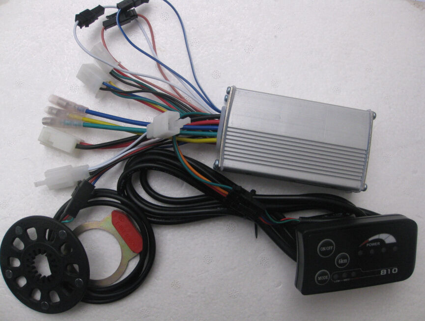 36v 48v 250w 14a 6fet Ebike Electric Bicycle Brushless