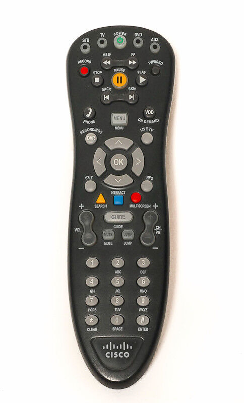 cisco  alltouch ir universal remote control tested ebay