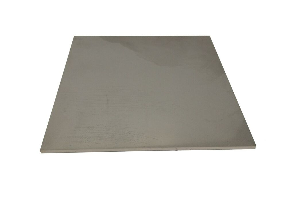 1 8 Quot Stainless Steel Plate 1 8 Quot X 12 Quot X 15 Quot 304ss