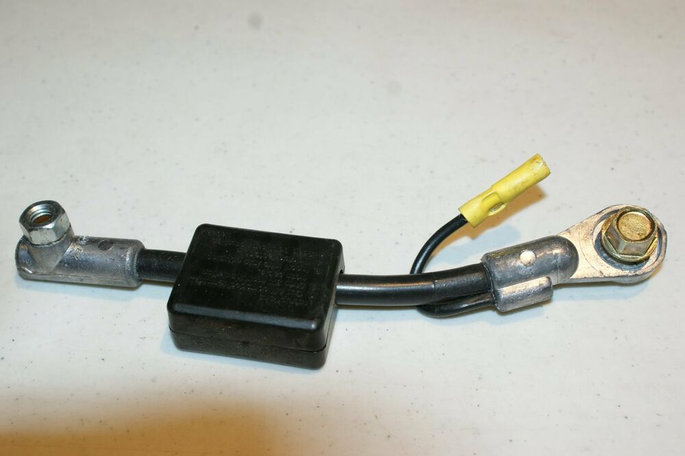 Car Battery Terminal Connectors Negative And Wire
