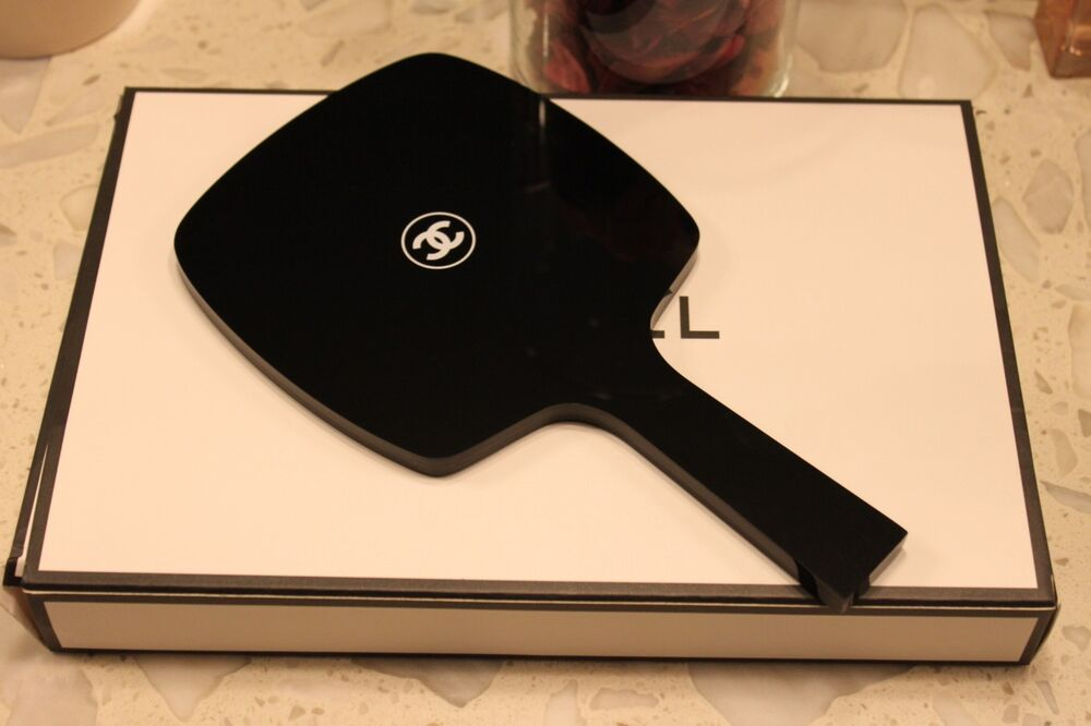 Chanel Vip Gift Makeup Mirror Large Size Limited Edition