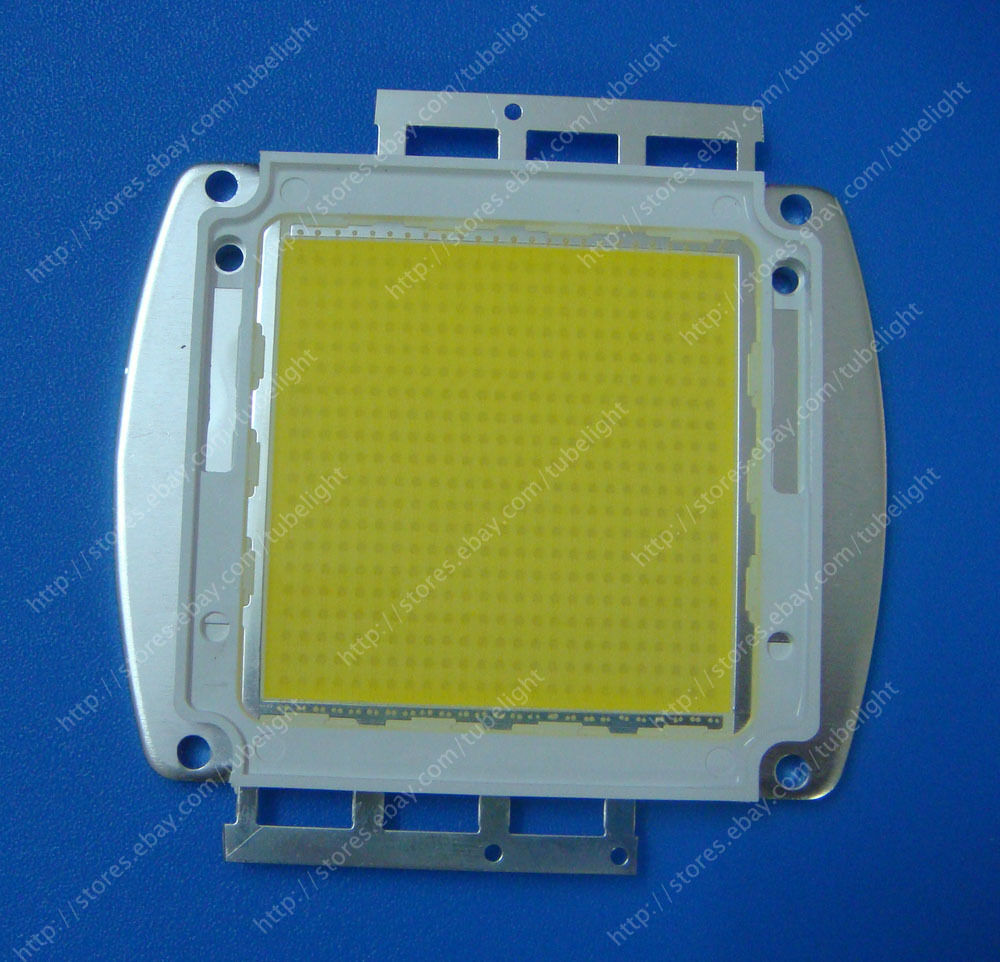 500w High Power Led Lamp Chip 500 Watt 60000lm White Color