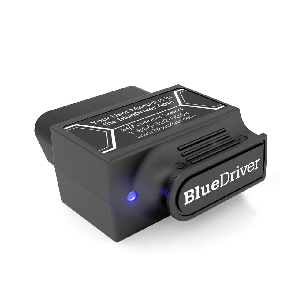 Bluedriver Bluetooth Professional Obdii Scan Tool For