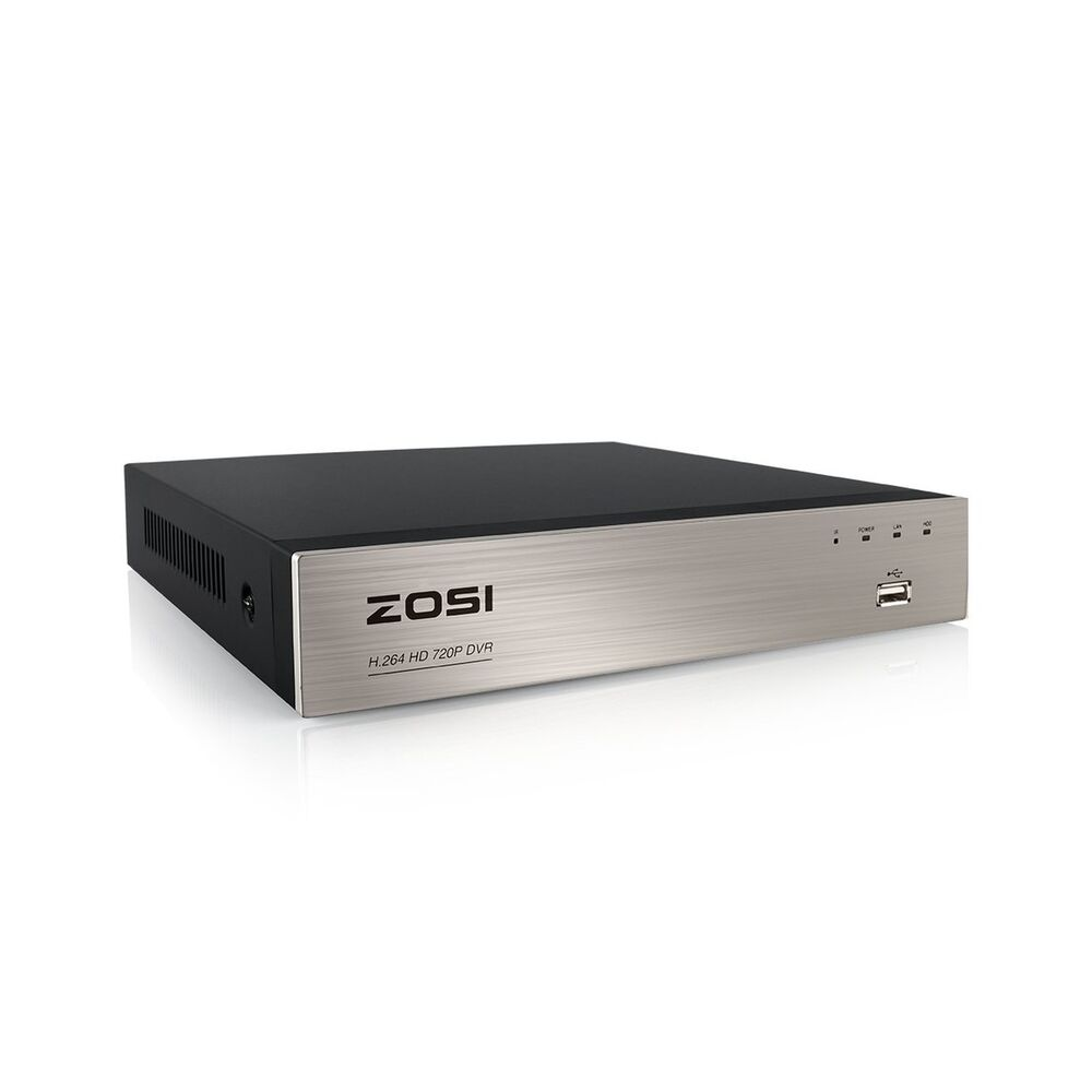 Zosi 8channel 960h Standalone H 264 Cctv Security